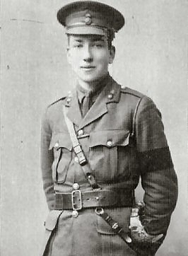 Robert Graves, de militar