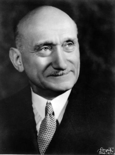 Robert Schuman, 1951