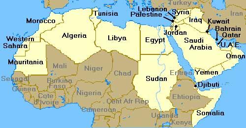 La Liga de Estados Árabes, 1945 | Fuentes para la Historia del